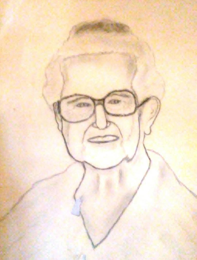 Grandma Howard by donaldhoward58