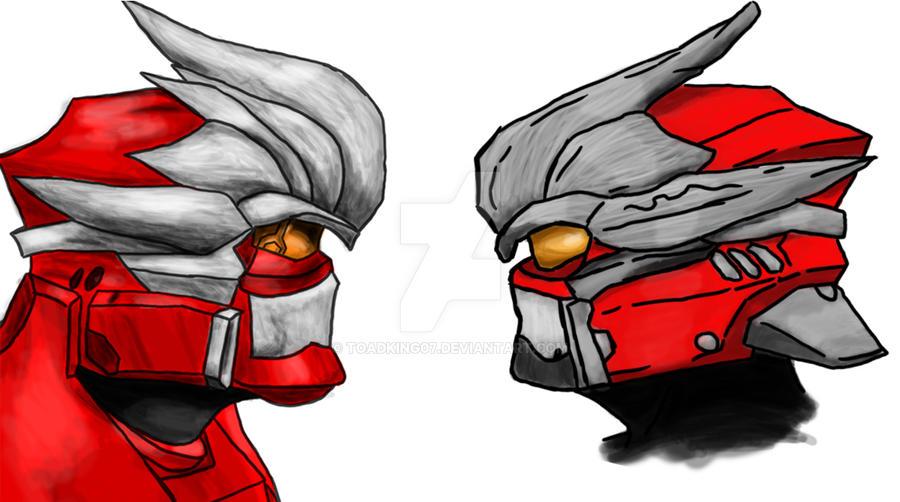 Hayabusa Doodling Work by toadking07