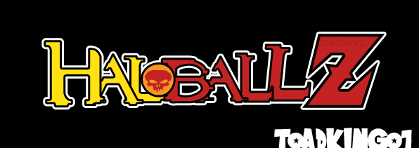 Haloball Z logo by toadking07