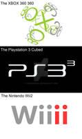 Xbox 360 360, PS33, Wiiii