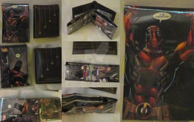 Deadpool Wallet 2, SOLD by toadking07