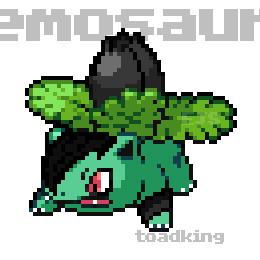 Emosaur by toadking07