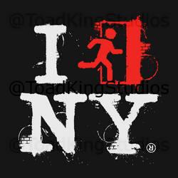 I [EXITED] NY