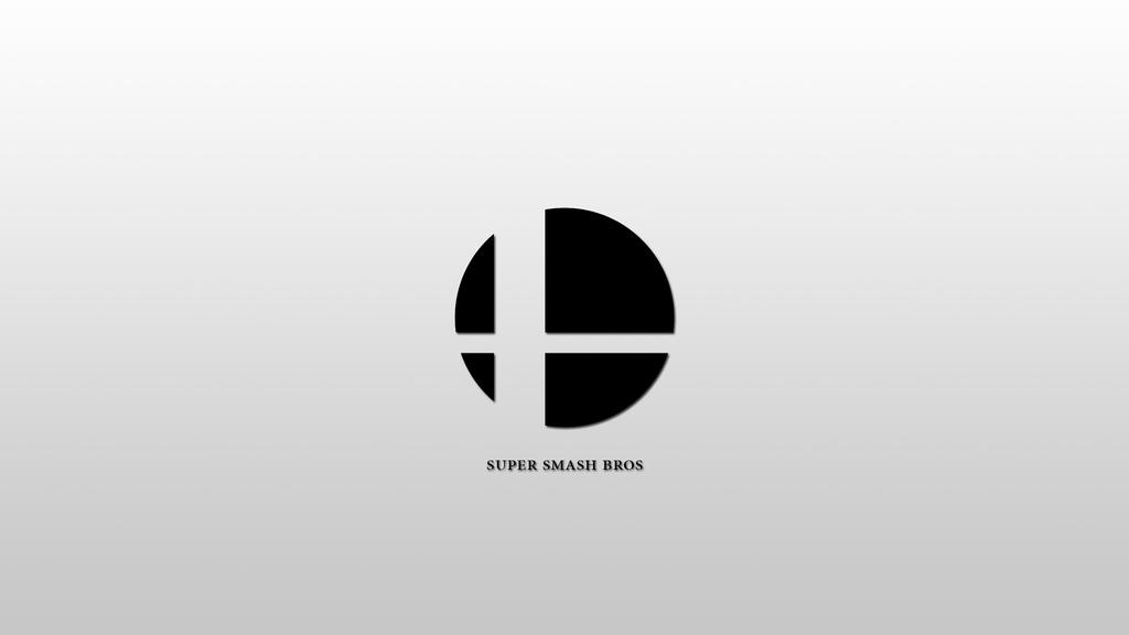 Super Smash Bros Wallpaper Inverted By Theluckyman151