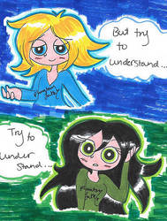 +Try to Understand...+ by PhantomLatte