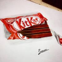 KitKat Chocolate by erindwiazmi