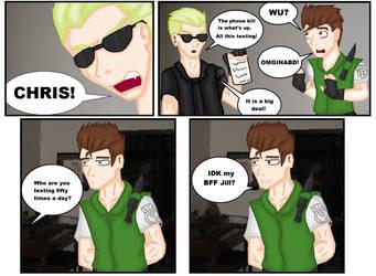 GES Comic - Best Friends 4evur by trentkojiras