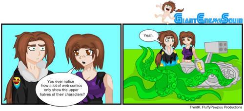 GES Comic - O Hay by trentkojiras