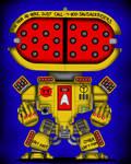 Angry Marines Dreadnought -Brother Kinski-