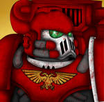 Blood Angels: Apothecary Meros