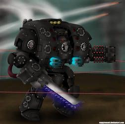 Apertor Dreadnought (Prototype) by Empyronaut