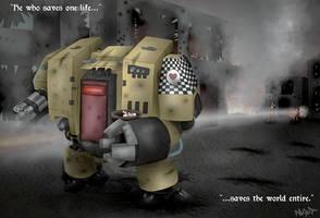 He who saves one life