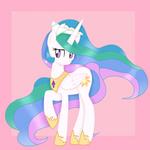 Flower Crown Princess Celestia