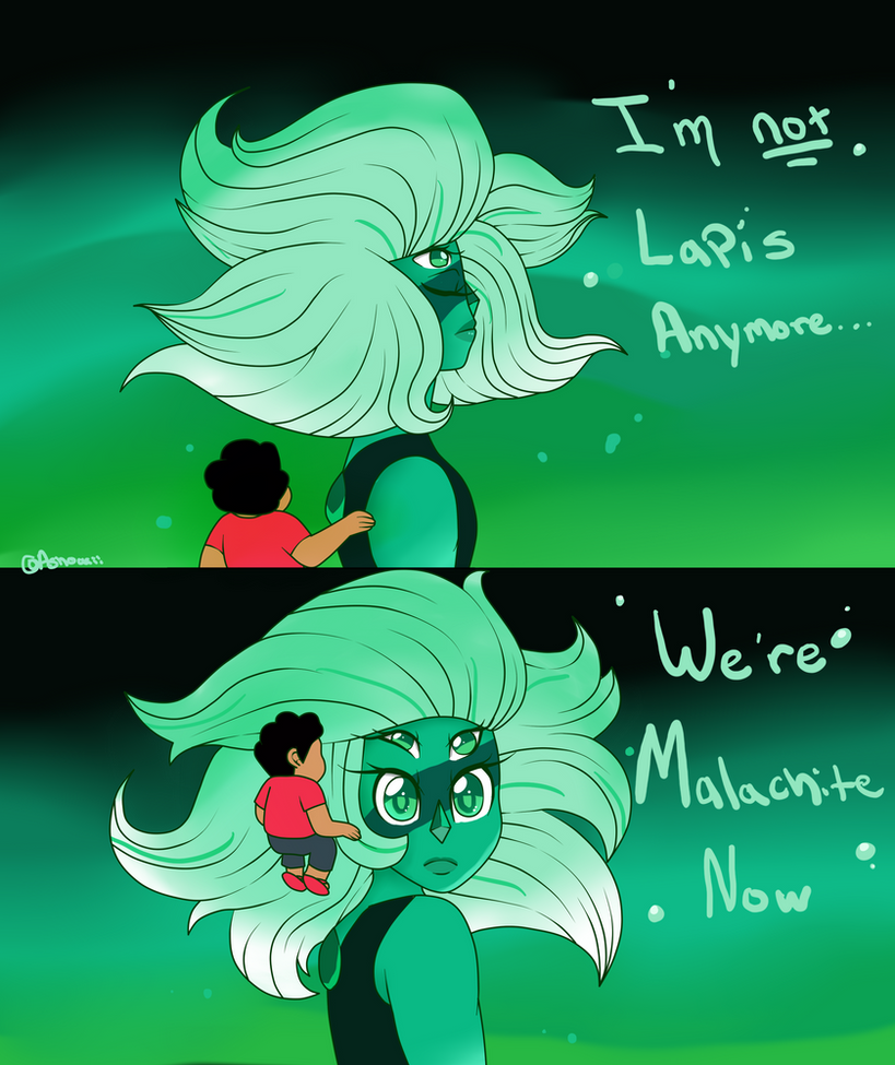 We're Malachite Now by Ashourii