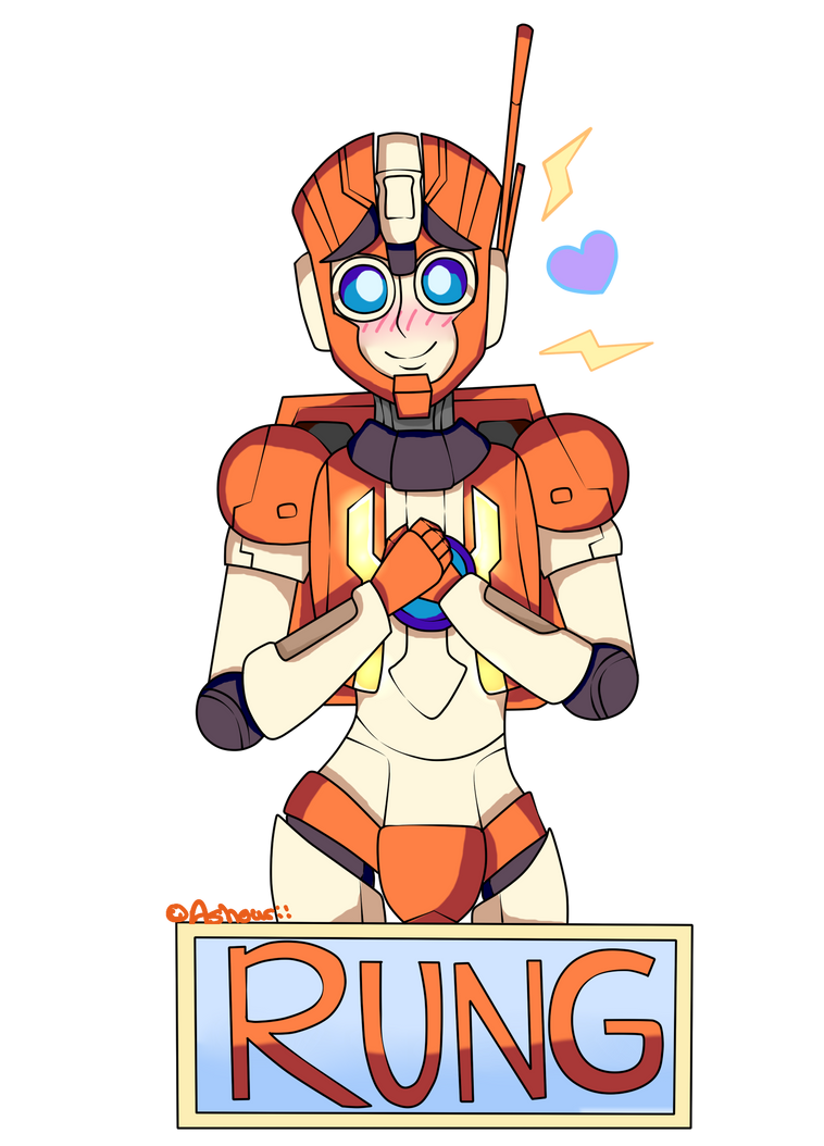 Rung by Ashourii