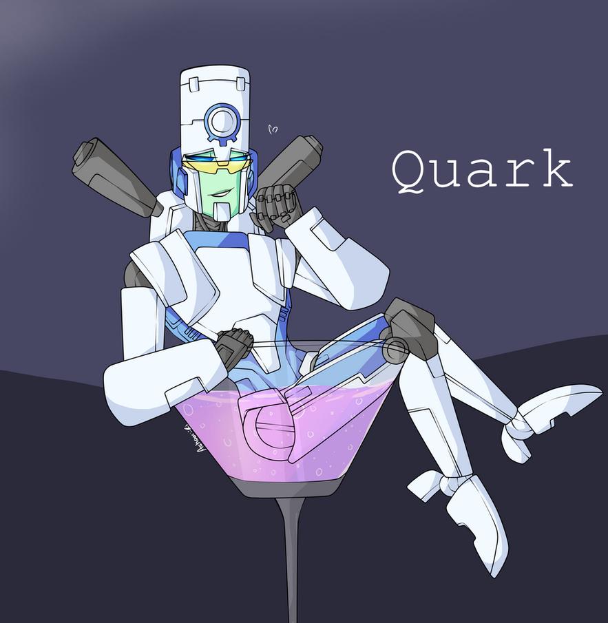 Quark the bae by Ashourii