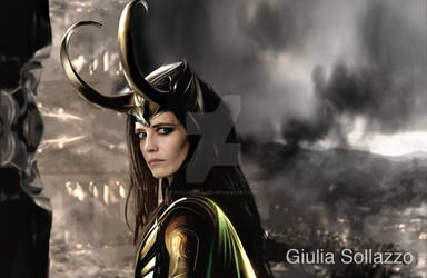 Eva Green - Loki - Female