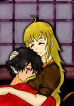 Keaton and Yang