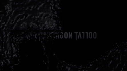 The Gir With The Dragon Tattoo by Astoroth