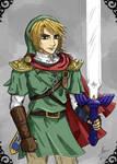 Hylia's Hero