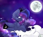 Luna redraw