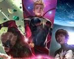 INFINITY countdown (Captain Marvel)