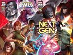 Age of X-Man: The Marvelous X-Men#1,NEXTGEN#1