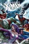 UNCANNY X-MEN #11 INHYUK LEE SKRULLS VAR