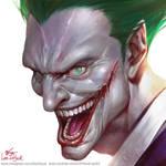 Joker/ Head shot/ practice work.