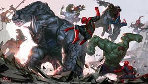 Spider-man wars