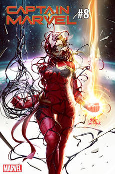 Captain Marvel #8 Absolute Carnage