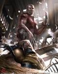 Oldman Logan vs Wolverine