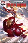 Tony Stark: Iron Man (2018-) ISSUE #14