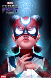 MARVEL FUTURE FIGHT FIRSTS: CRESCENT#1