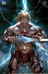 HE MAN AND THE MASTERS OF THE MULTIVERSE #4 (OF 6)