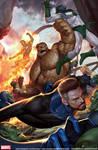 Marvel Empyre: Fantastic Four #0