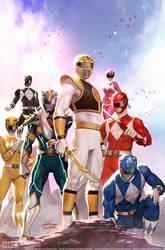 Power Rangers : Mighty Morphin #1
