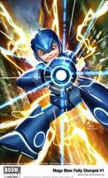Mega Man Fully Charged #1