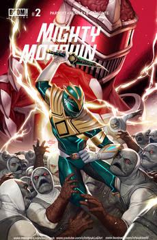 Power Rangers : Mighty Morphin #2