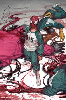 Squid x Spider Game
