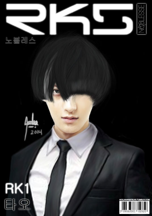 Noblesse-Tao by everTEARS
