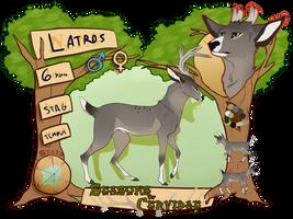 Seasons of Cervidae - Latros by Clockhound