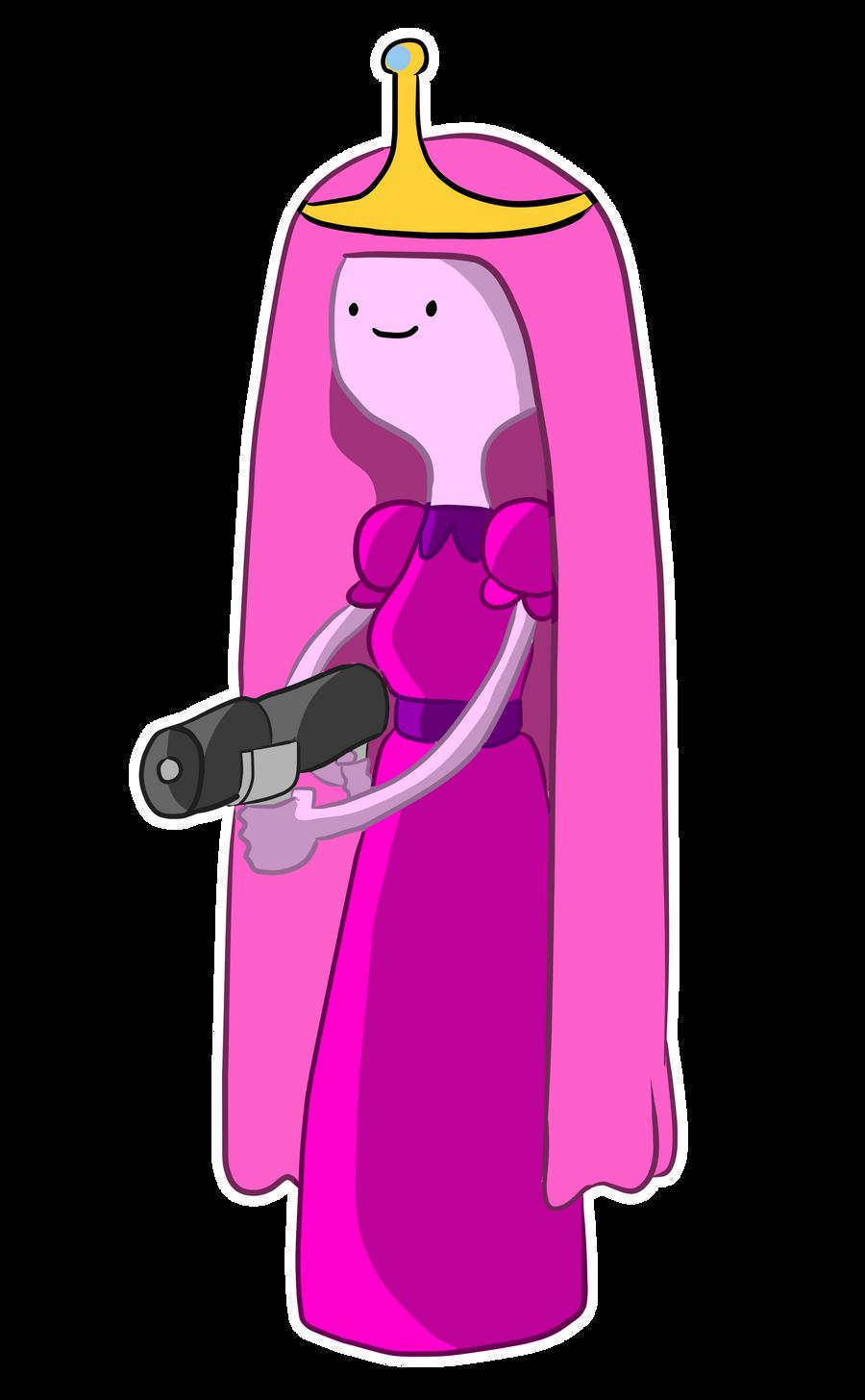 Princess Bubblegum by TheAdamSwanson | Princess bubblegum
