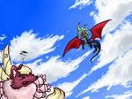 Flugstunden mit Knightmare