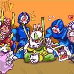 Harpuia and The Gang
