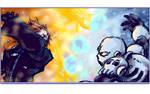Blaze and Shield
