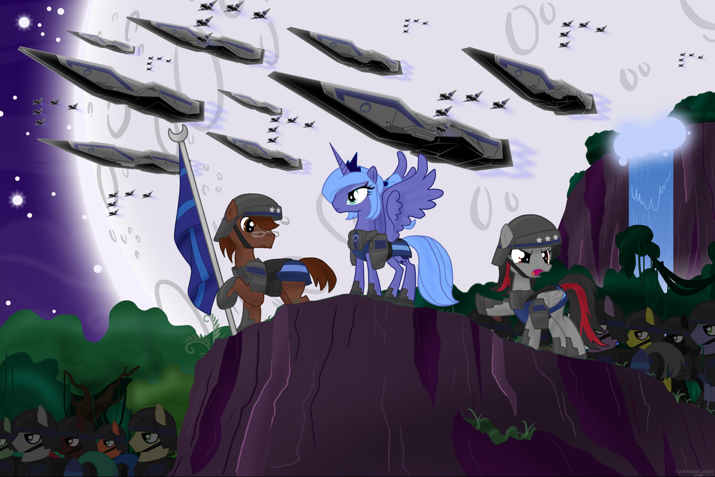 Luna Nobis Custodit by Valhalla-Studios