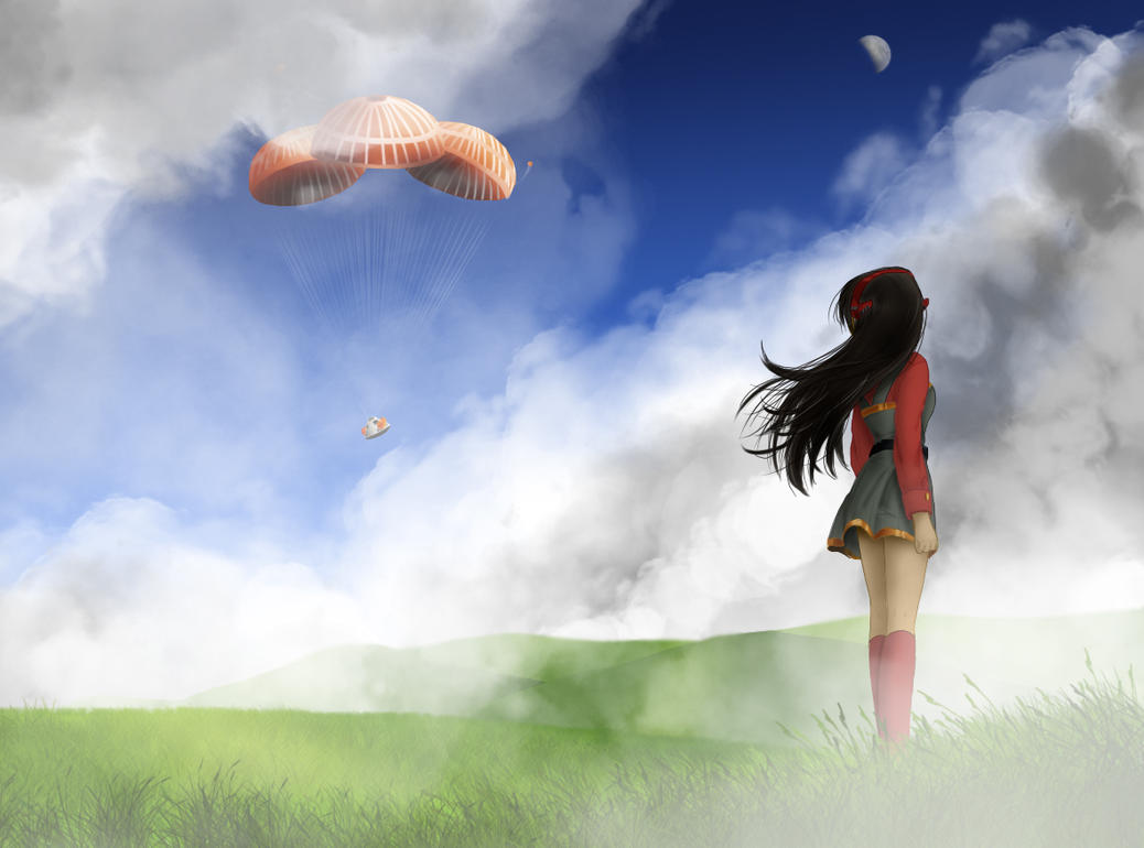 Return - (Human Edit) by Valhalla-Studios