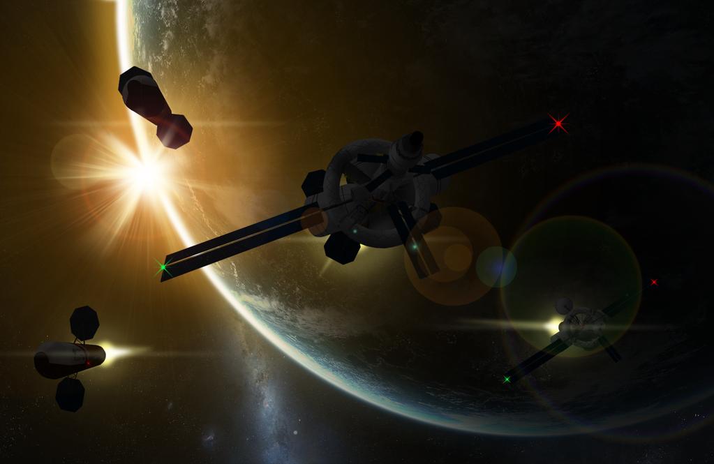 Departure by Valhalla-Studios