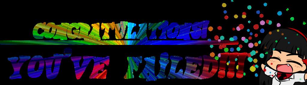 Fail by Valhalla-Studios